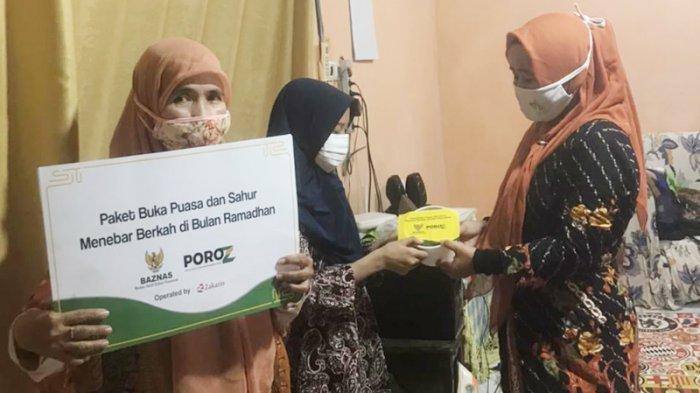 Program Tebar Ifthar Berkah Ramadan, Bahagiakan Anak Asuh Yatim dan Dhuafa