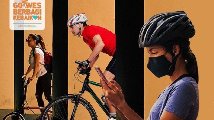 Gandeng Foodcycle Indonesia, Blibli Gelar Gowes Berbagi Kebaikan, Ada Hadiahnya Lho!