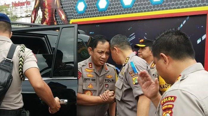 Kapolda Metro Jaya Pantau Pengecekan Keamanan di Ancol Taman Impian