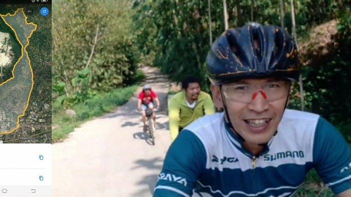 VIDEO Bersepeda Jajal Tanjakan ke Kampung Cioray, Tak Kalah Seru Dengan KM 0 Sentul PART 1