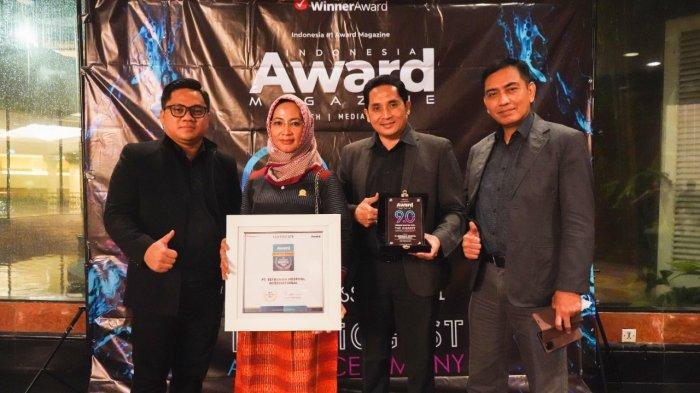 Bethsaida Hospital Terima Indonesia Best Hospital Award 2021