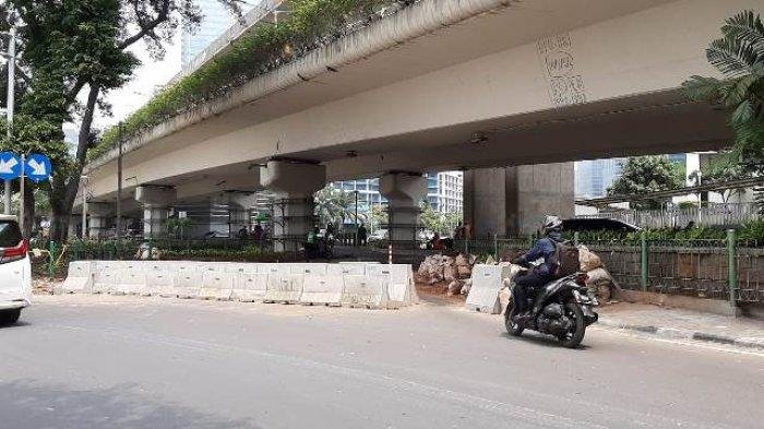 Penetapan Ruas Jalan U-Turn Dr Satrio, Sudinhub Jakarta Selatan: Masih Tunggu Hasil Evaluasi