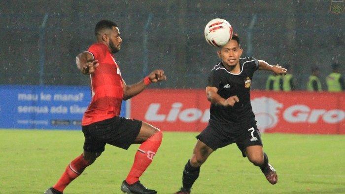 Link Live Streaming Persik Kediri vs Bhayangkara FC, Andik Vermansyah Ogah Terjebak di Lubang Sama