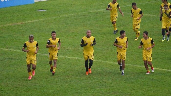 Setelah Tiga Pemain Lokal Bhayangkara FC Tak Diperpanjang, Sumardji Bidik Osvaldo Haay