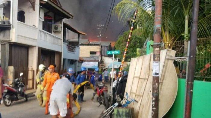 Suhu Panas Melanda Jakarta, Berikut Tips Antisipasi Kebakaran