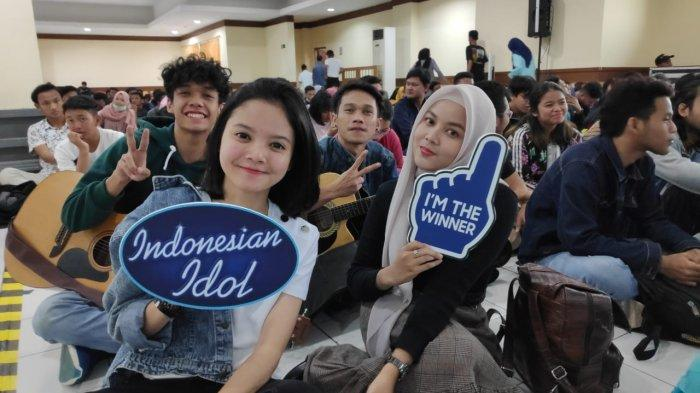 Big Audition Indonesian Idol Season 10 Di Yogyakarta Disambut Antusias Warga