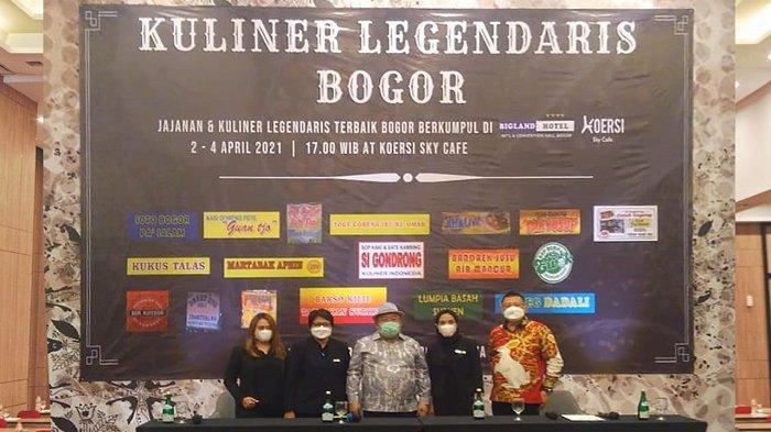 Bigland Hotel Bogor Mengangkat Promosi UMKM Kuliner di Kota Bogor