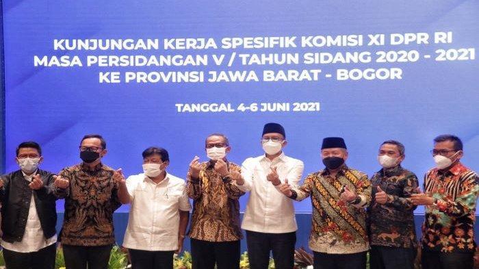 Bima Arya Sampaikan Masalah Besar Soal UMKM Kota Bogor, Kelembagaan dan Kapasitas ke Komisi XI DPR