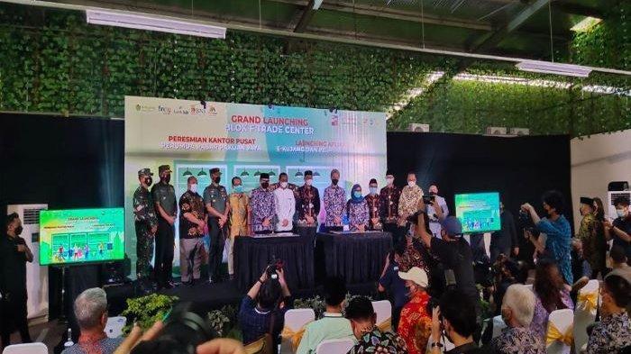 Blok F Trade Center Kota Bogor Miliki Aplikasi E-Kujang, Bima Arya Sampaikan Pesan Mendalam