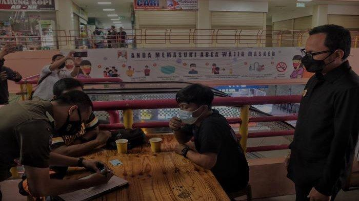 Merokok di Pusat Perbelanjaan Kota Bogor, 15 Warga Didenda Tipiring Rp 50.000, Ulangi Bisa Dipenjara