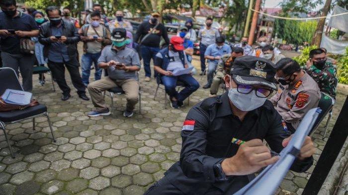 Alhamdulillah, 16 Warga Griya Melati Bogor Dinyatakan Sembuh dari Covid-19, Jalani Karantina 5 Hari