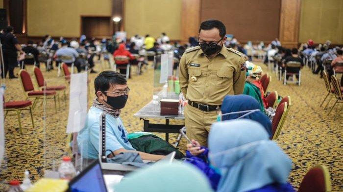 Bima Arya: Vaksin Covid-19 Telah Bekerja, Terbukti Nakes Tertular di Kota Bogor Nihil