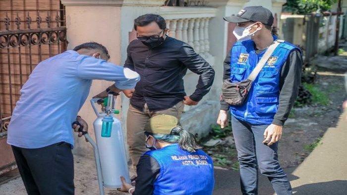 Antisipasi Warga Isoman Meninggal, Pemkot Bogor Siapkan Isi Ulang Oksigen Gratis di Kecamatan