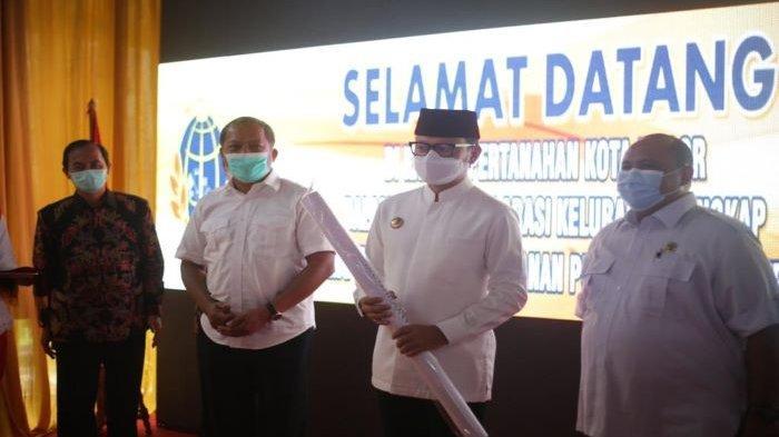 Bogor Bertransformasi, BPN Kota Bogor Luncurkan Aplikasi DILO, Deklarasikan Kelurahan Lengkap