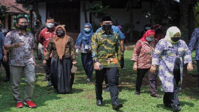 Datangi Kantor Disperumkim, Bima Arya Tekankan Konsep Green City Kota Bogor dan Fokus Kota Kumuh