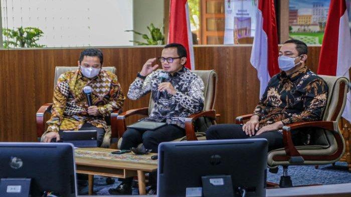 Apeksi Siap Kawal Target Presiden Jokowi, Bima Arya: Menteri Investasi Bahlil Lahadalia Banyak PR