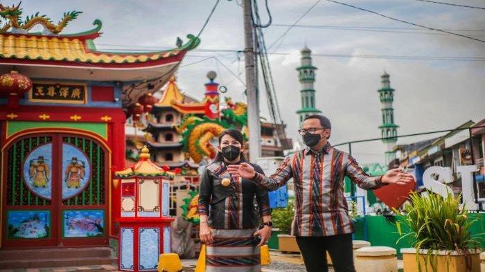 Bima Arya Bertemu dengan Wali Kota Tjhai Chui Mie Sebut Singkawang Layak Jadi Contoh di Indonesia