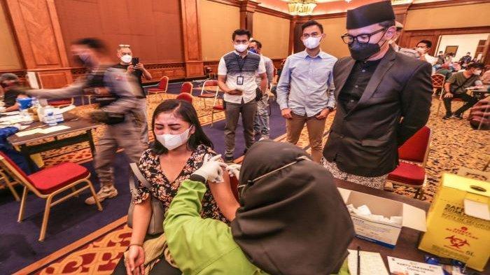 Kota Bogor Berstatus Oranye, Pemkot Bogor Ajukan ke Kemenkes Tambahan 50.000 Vial Vaksin Covid-19