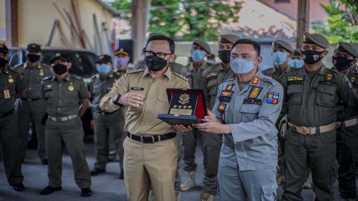 Raih Penghargaan dari Mendagri, Bima Arya Ingatkan Satpol PP Ujung Tombak Penegak Perda Kota Bogor