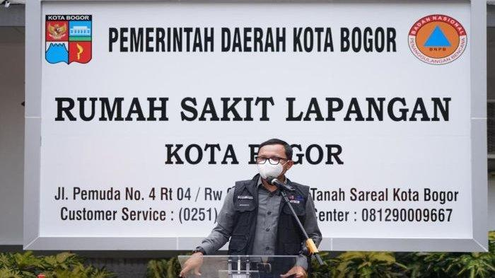 Pelayanan RS Lapangan Kota Bogor Ramah dan Bagus, Pasien Covid-19 Merasa Nyaman