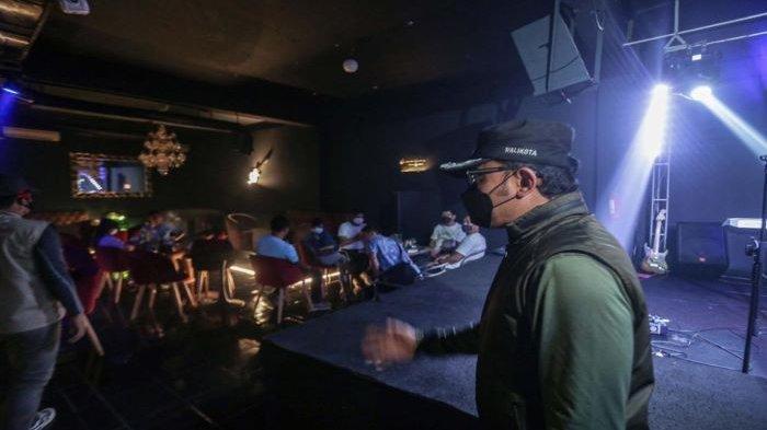 Kafe di Kota Bogor Langgar Protokol Kesehatan dan Jual Minuman Beralkohol, Bima Arya Berikan Sanksi