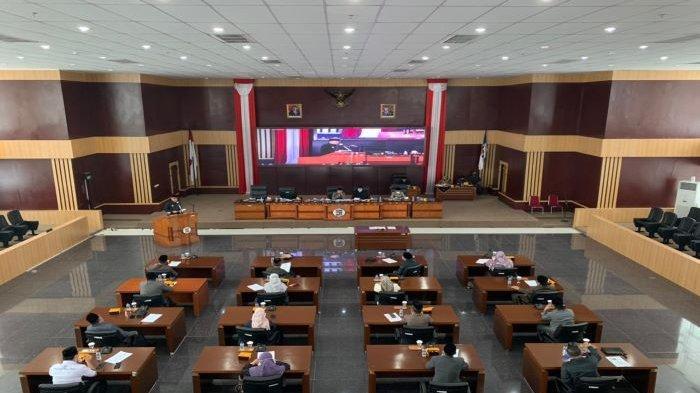 Wali Kota Bogor Bima Arya Sampaikan Penetapan Perda Perubahan RTRW Berikan Kepastian Investasi