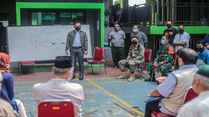 Persiapan PTM, 32 Santri di Harjasari Bogor Selatan Positif Covid-19, Bima Arya Keluarkan Maklumat