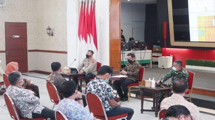 Kota Bogor Jadi Kota Pertama di Jawa Barat Vaksinasi Covid-19 Dosis I Capai 72 Persen