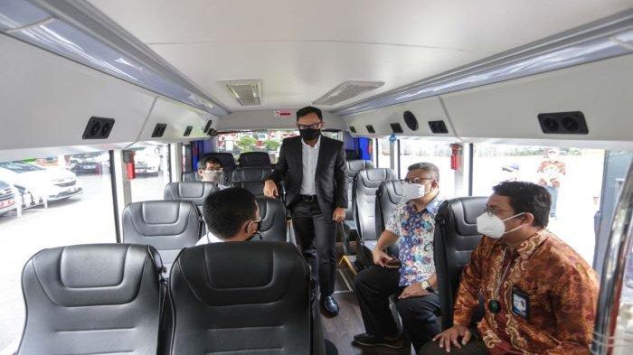 Pemkot Bogor Uji Coba Bus Listrik Gratis Sebulan, Bima Arya Minta Tahun Depan Banyak yang Beroperasi
