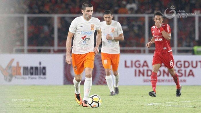 Borneo FC Depak Srdan Lopicic
