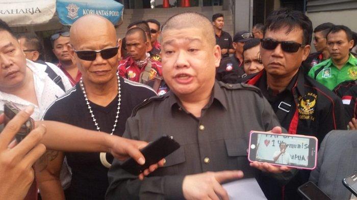 Sri Bintang Pamungkas Dilaporkan ke Polda Metro, Terkait Pidato Ajakan Gagalkan Pelantikan Jokowi