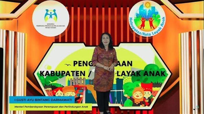 Pemkab Bekasi Kembali Raih Penghargaan Kabupaten Layak Anak Tingkat Pratama