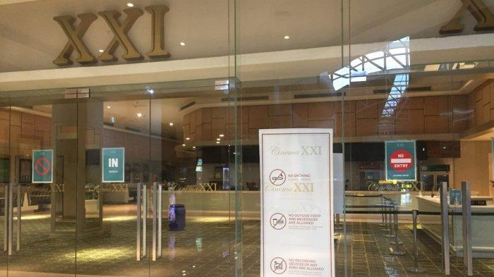 Bioskop di Jakarta Mulai Beroperasi Besok, Ini Syarat Pengunjung