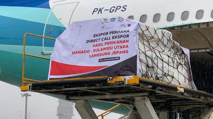 BKIPM Luncurkan Layanan Ekspor Hasil Perikanan Langsung dari Manado ke Jepang