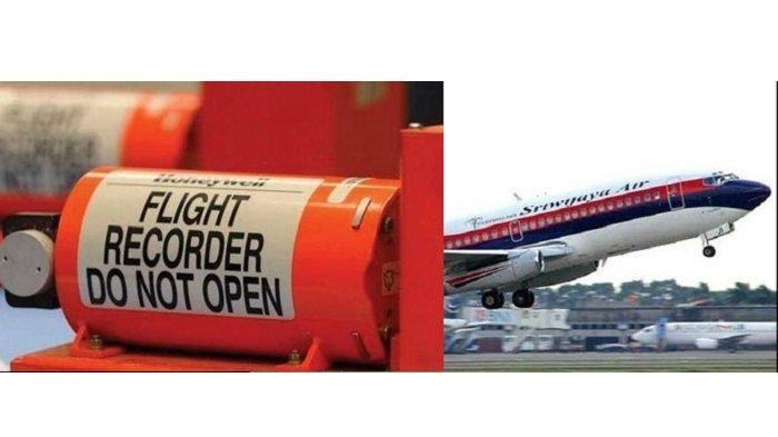 KNKT Pastikan Pesawat Sriwijaya SJ 182 Tidak Meledak sebelum Menyentuh Permukaan Laut