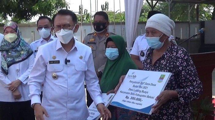 Pj Bupati Bekasi Sebut 21 Kecamatan di Wilayahnya Masih Tinggi Penyebaran Kasus Aktif Covid-19