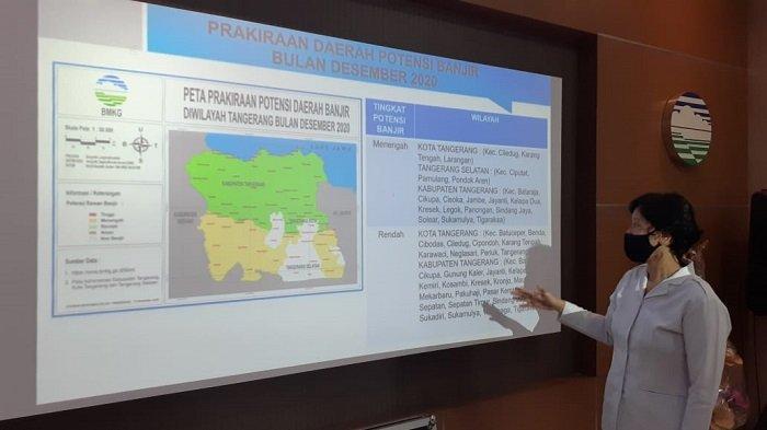 Hadapi Musim Penghujan, BMKG Melakukan Pemetaan Titik Potensi Banjir di Tangerang Raya, Dimana Saja?