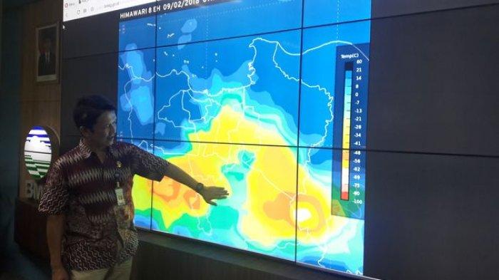 Prakiraan Cuaca Jumat 9 April 2021, BMKG: Sebagian Kota di Indonesia Diprakirakan Hujan Mulai Siang