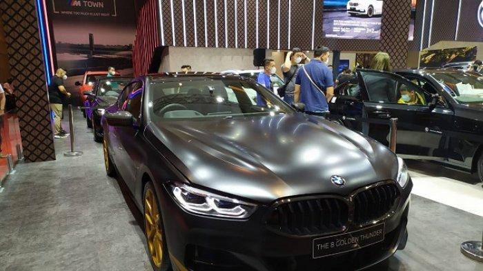 BMW 840i Gran Coupe Golden Thunder Edition Seharga Rp 2,9 Miliar Terjual ke Pembeli Asal Jakarta