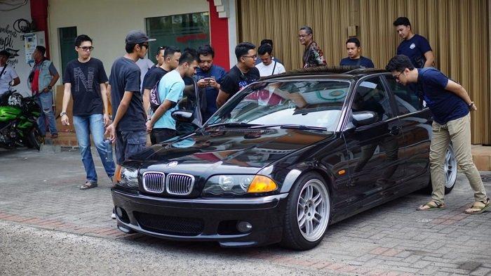 Break and Fast Intersport Gudang Garam, BMW E46 Indonesia Bakal Tampilkan Modifikasi ala Proper Car