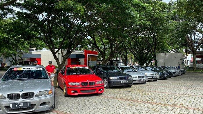 Komunitas BMW Gelar Pengukuhan, BMW e46 ID Korwil Kota Bekasi: Tetap Patuhi Protokol Kesehatan