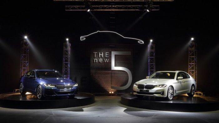 BMW Seri 5 Terbaru Mengaspal di Indonesia, Tampilan Lebih Sporty dan Elegan
