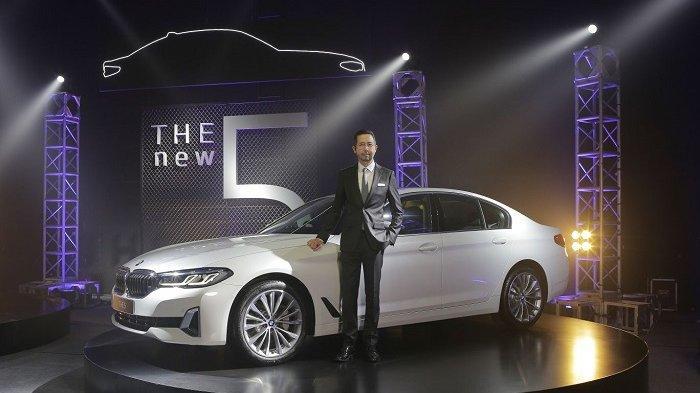 BMW Seri 5 resmi diluncurkan di Indonesia