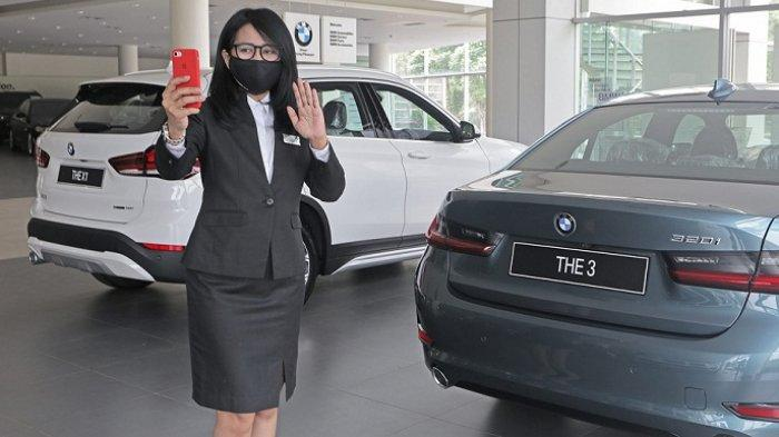 BMW Virtual Showroom via www.mybmwdealer.co.id