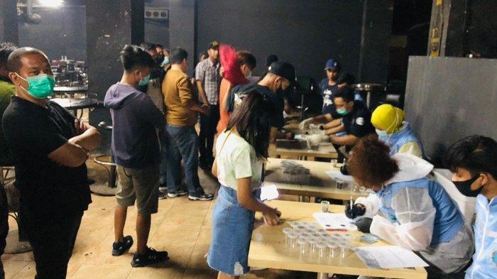 Razia New Monggo Mas, BNNP DKI Jakarta Tidak Temukan Barang Bukti, Hanya 9 Orang Positif Narkoba