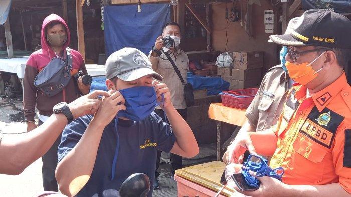 Gugus Tugas Covid-19 BNPB Jawa Barat Sebut Sanksi Denda Tidak Efektif di Saat Masyarakat Lagi Susah