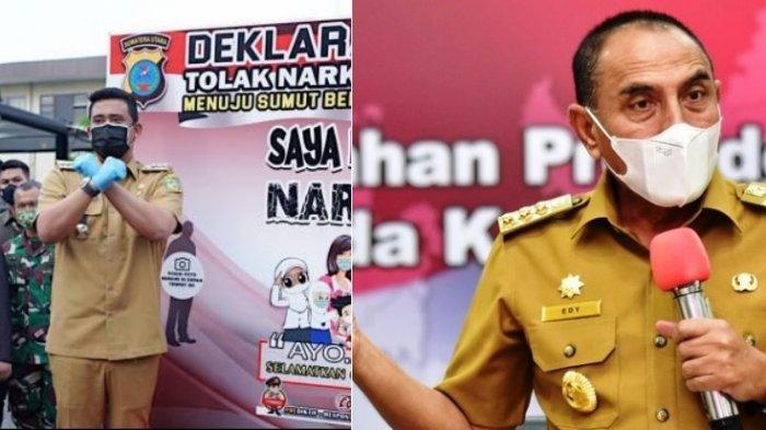 Panas, Bobby Nasution Protes Soal Karantina Covid-19, Edy Rahmayadi: Kalau Tak Tahu Tanya Tuhan