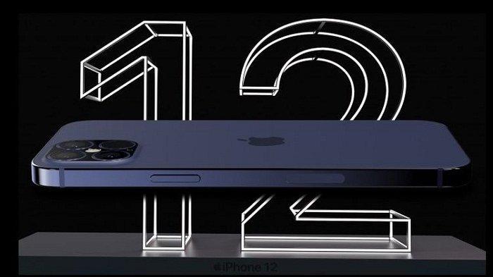 Bocoran desain Apple iPhone 12