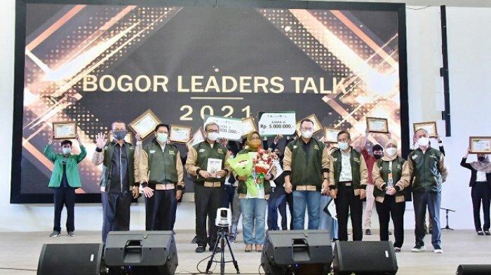 Final Bogor Leaders Talk 2021, Ini Pesan Bupati Ade Yasin kepada Kaum Muda Kabupaten Bogor
