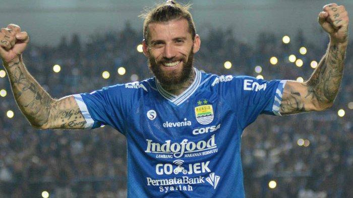 Bojan Malisic Bakal Lakoni Debut Bersama Perseru Badak Lampung FC Lawan Persela Lamongan Rabu Ini